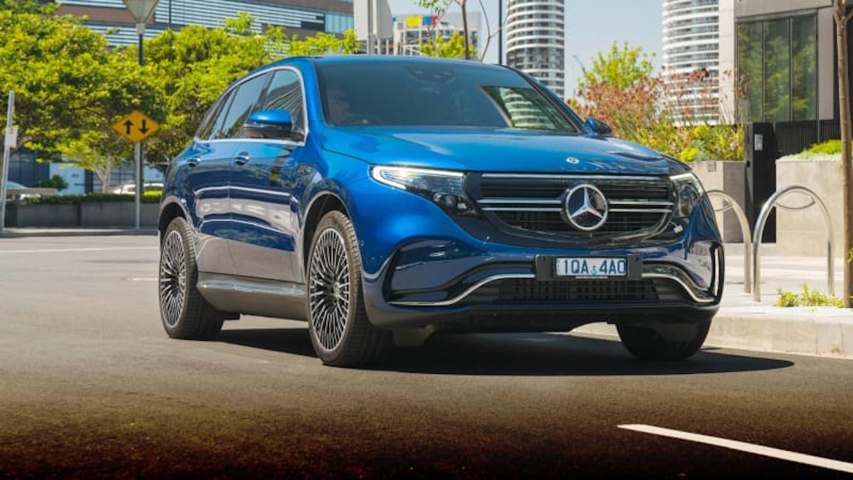Mercedes Classe C GLC EQC richiamo Australia
