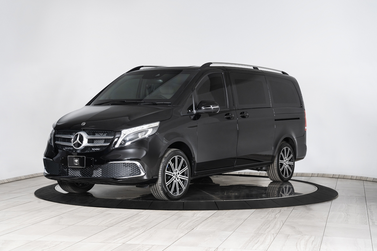 Mercedes Classe V Inkas