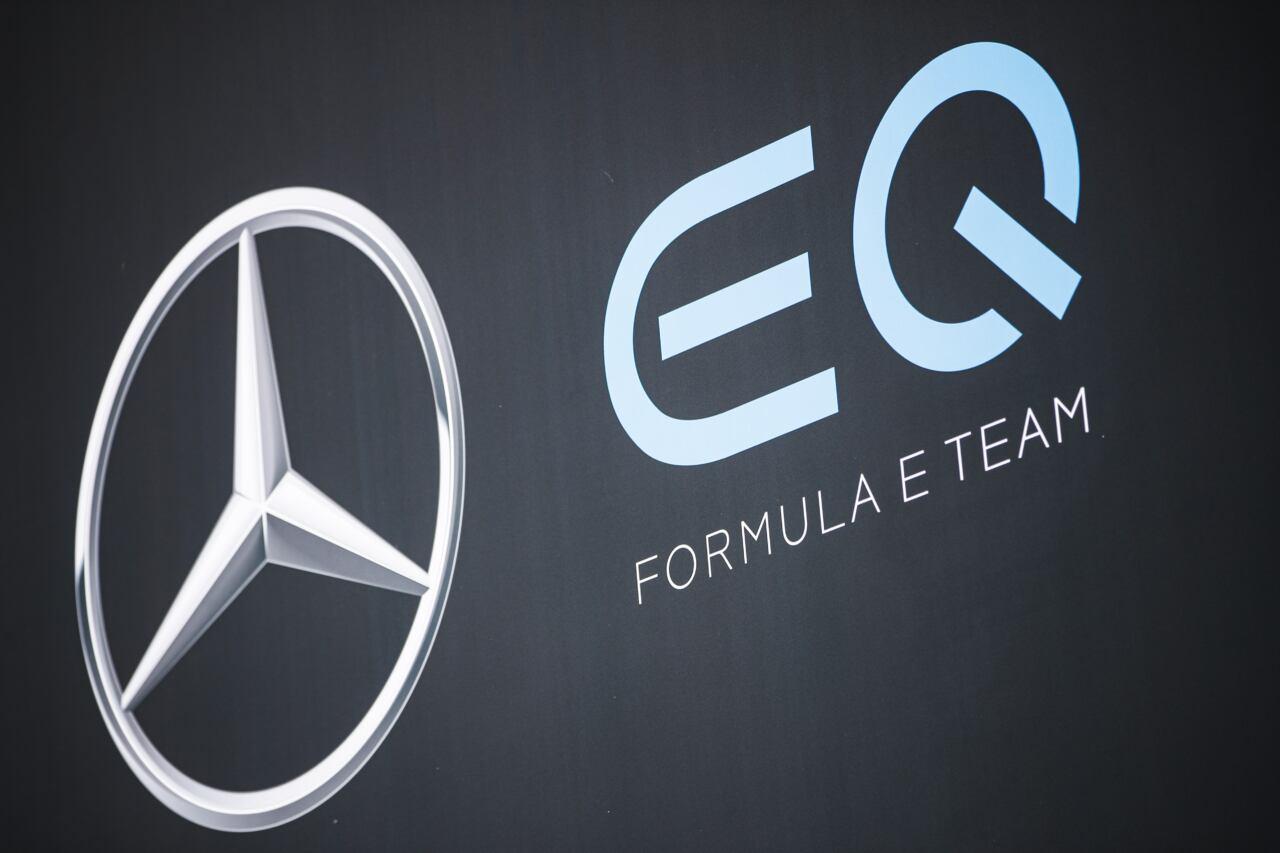 Mercedes-EQ Formula E E-Prix Roma 2021