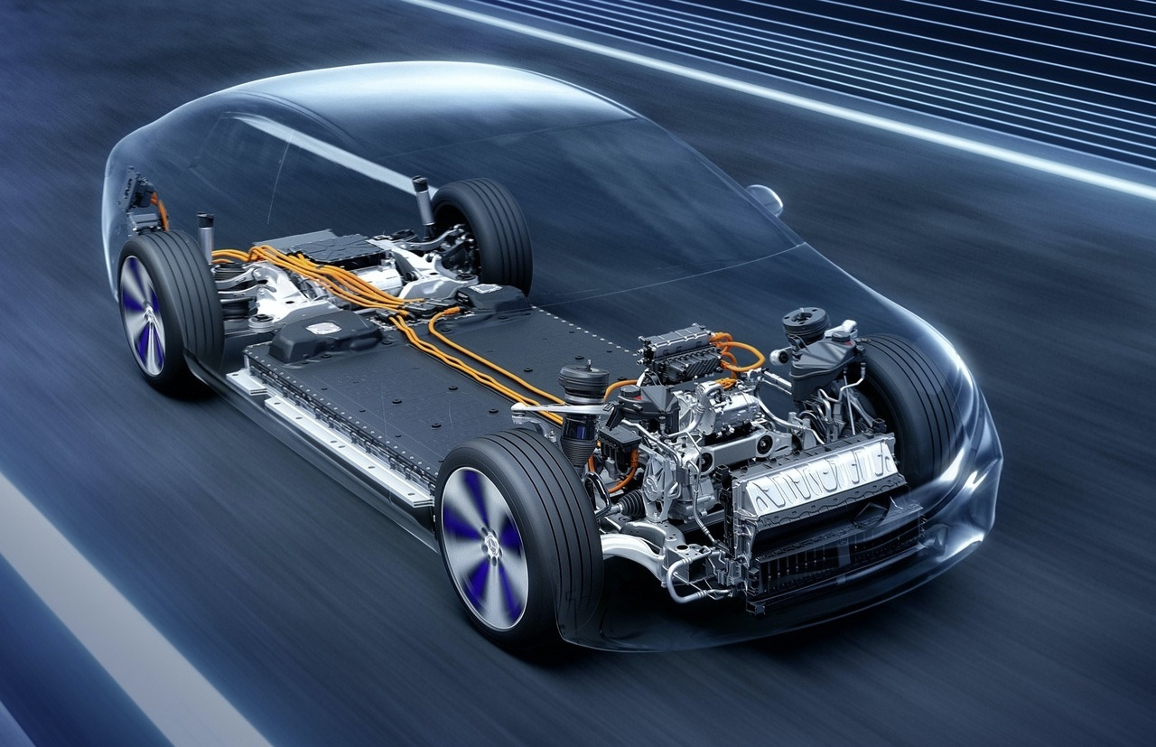 Mercedes EQS nuovi dettagli