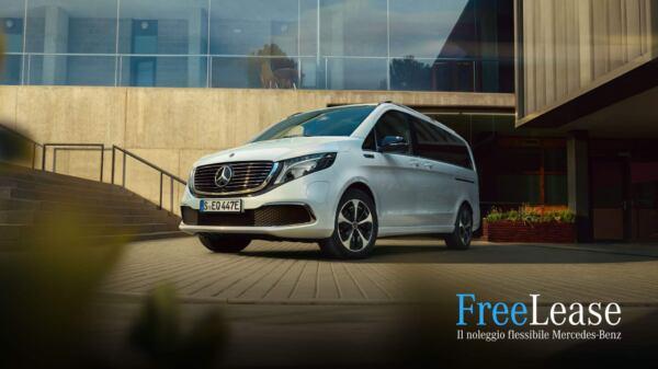 Mercedes EQV FreeLease