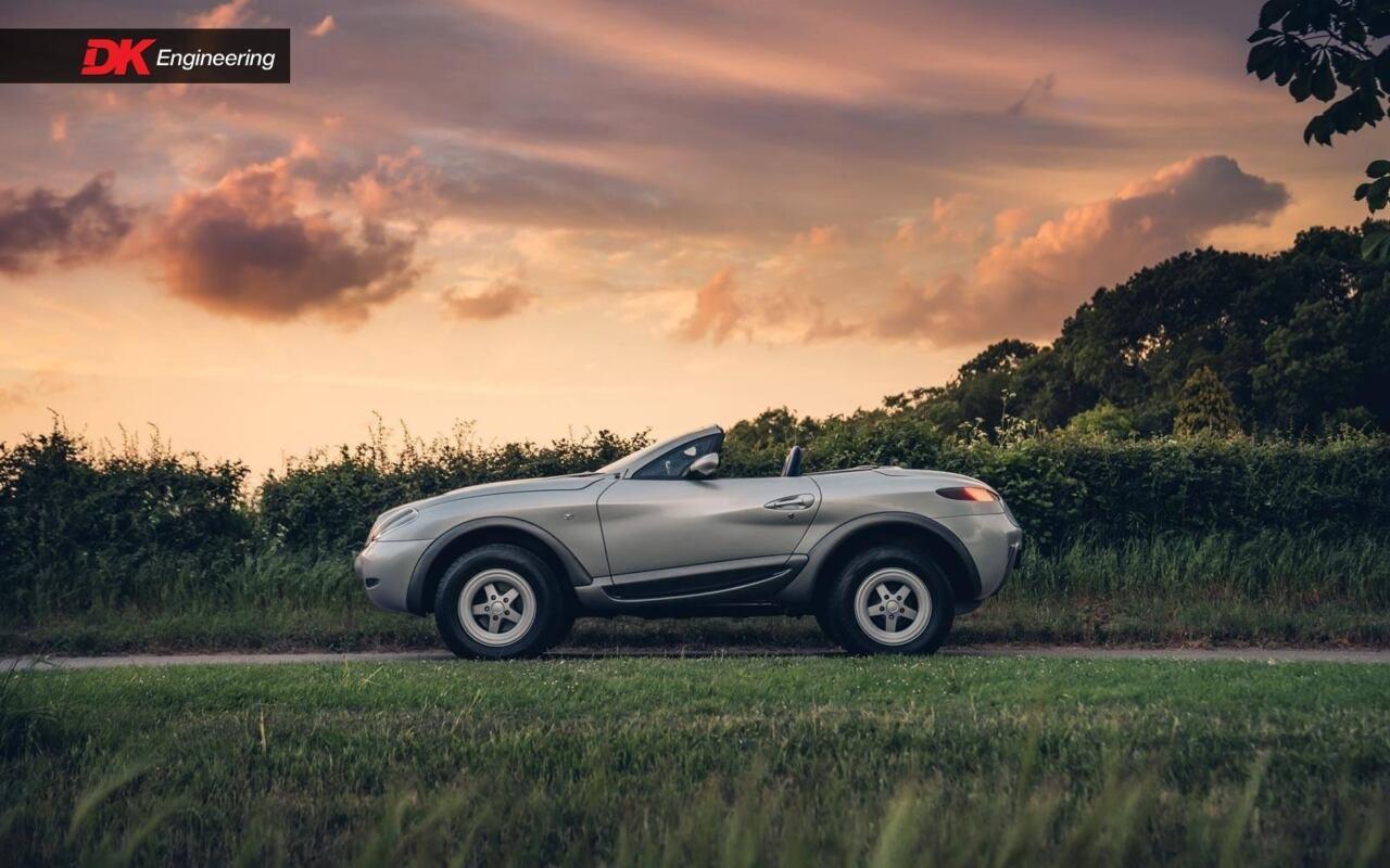 Mercedes G-Wagen Intruder