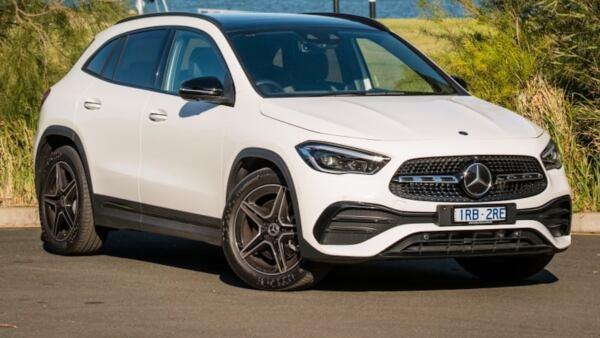 Mercedes GLA 2020 richiamo
