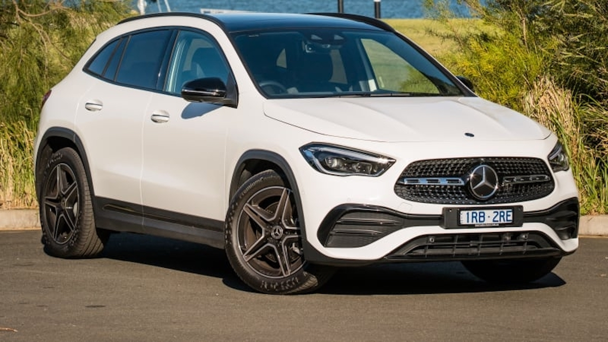 Mercedes GLA 2020 richiamo