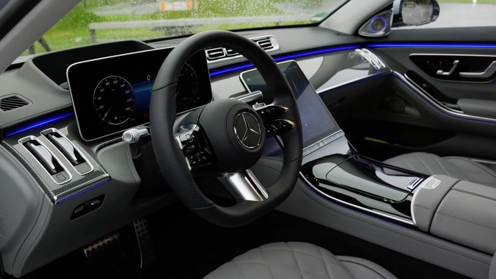 Mercedes S 580 2021 Autogefühl