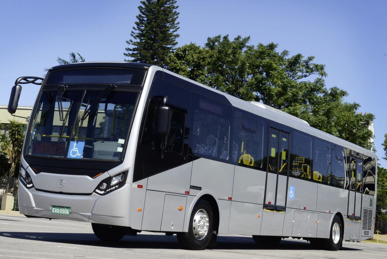 Mercedes Super Padron talaio autobus