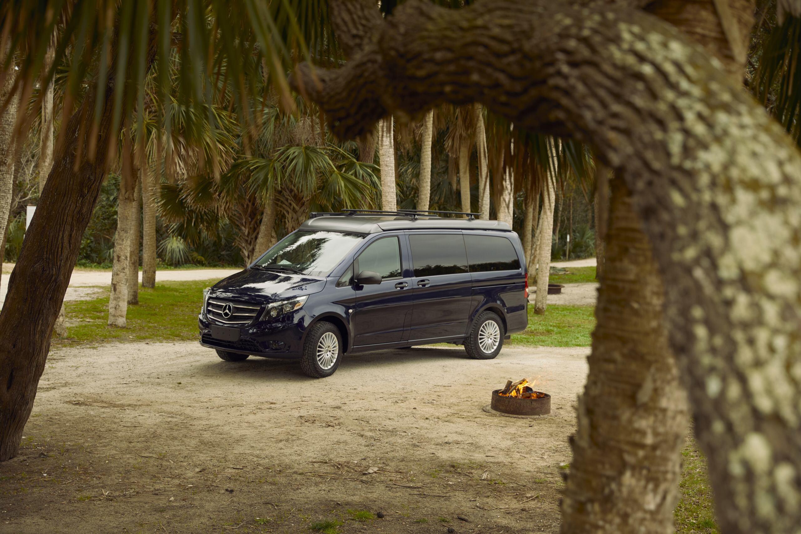 Mercedes Vito camper