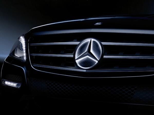Mercedes stella illuminata