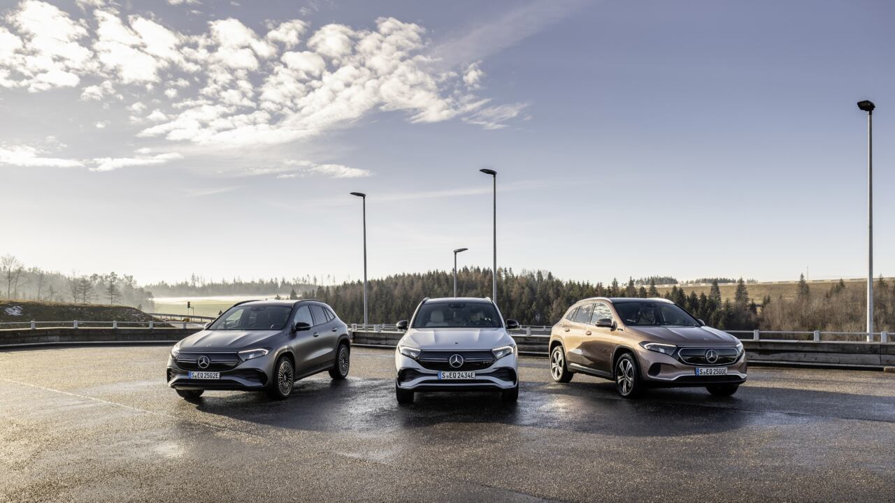 Mercedes vendite auto primo trimestre 2021