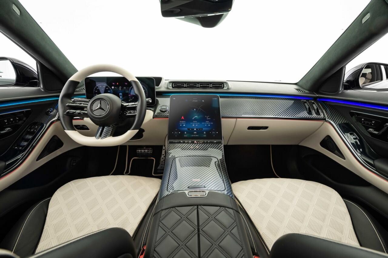 Nuova Mercedes Classe S Brabus