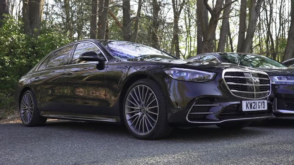 Nuova Mercedes Classe S vs Audi A8 vs BMW Serie 7