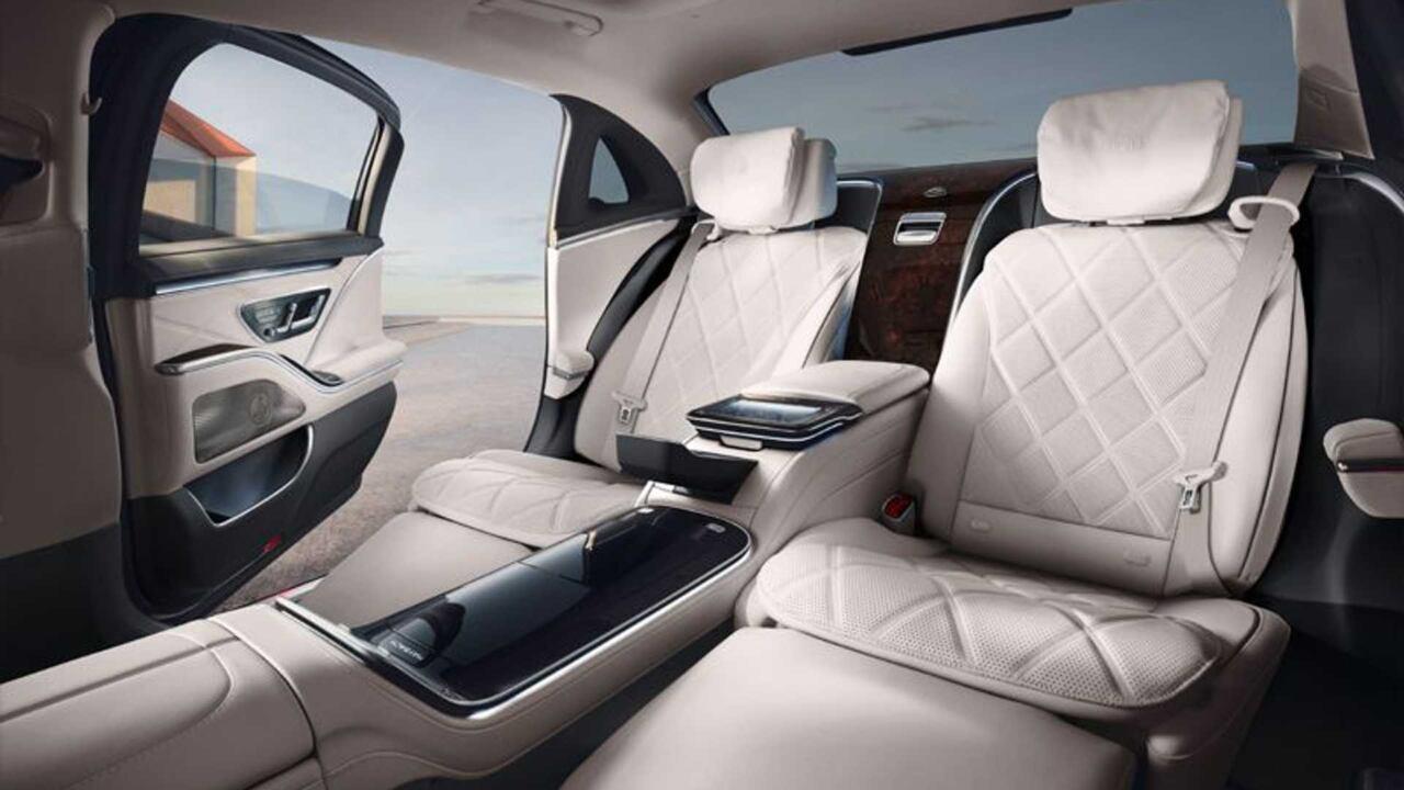 Nuova Mercedes-Maybach S 480 Cina