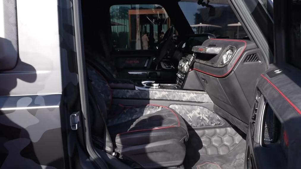 Davide Guetta Mansory Star Trooper Pickup Edition