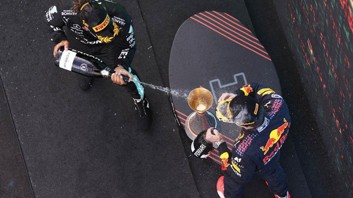 Lewis Hamilton GP Spagna