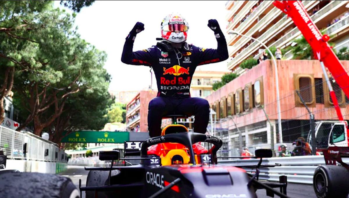 Max Verstappen GP Monaco