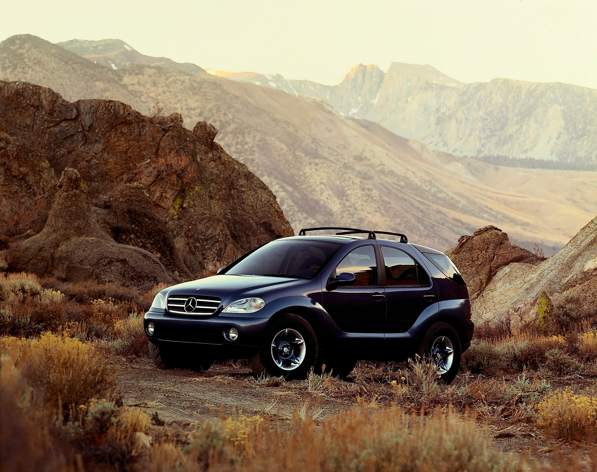 Mercedes AAVision concept SUV