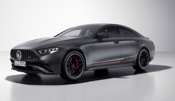 Mercedes-AMG CLS 53 4Matic+ Limited Edition