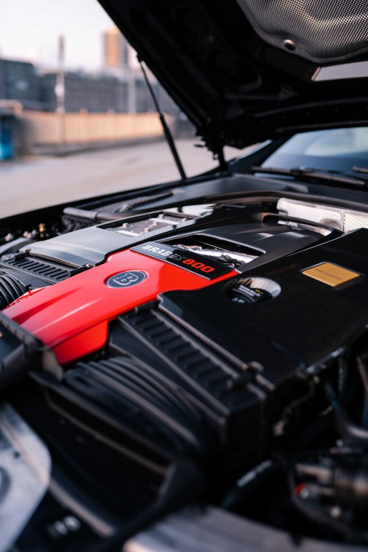 Mercedes-AMG E 63 2021 Brabus 800