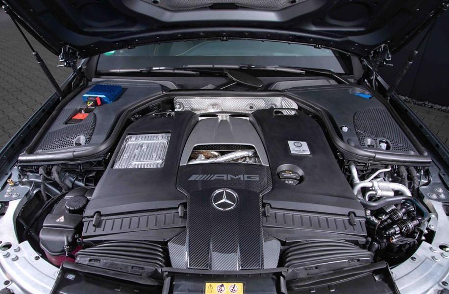 Mercedes-AMG E 63 S Posaidon
