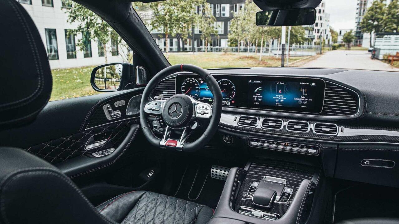 Mercedes-AMG GLS 63 Brabus 800