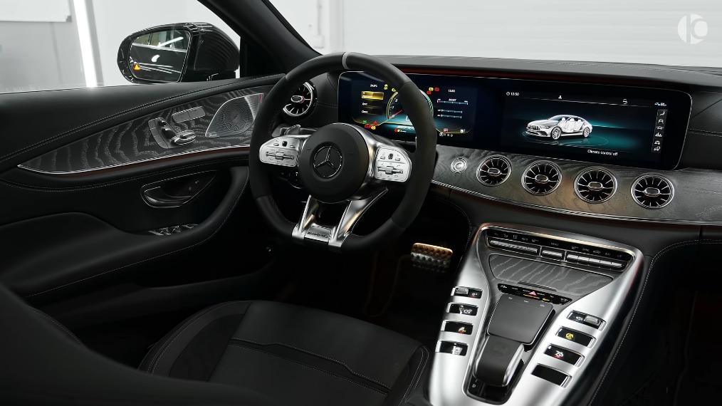 Mercedes-AMG GT 43 Larte Design