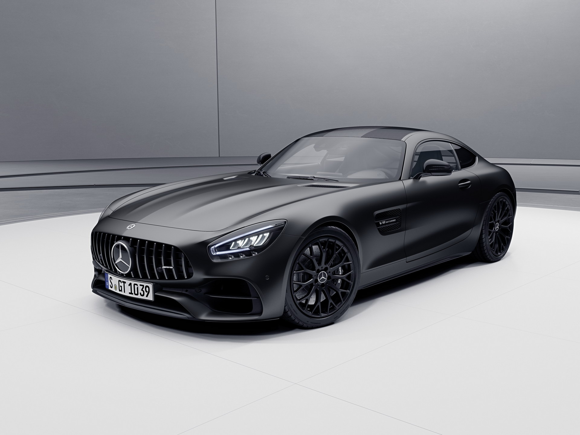 Mercedes-AMG GT Coupe Night Edition