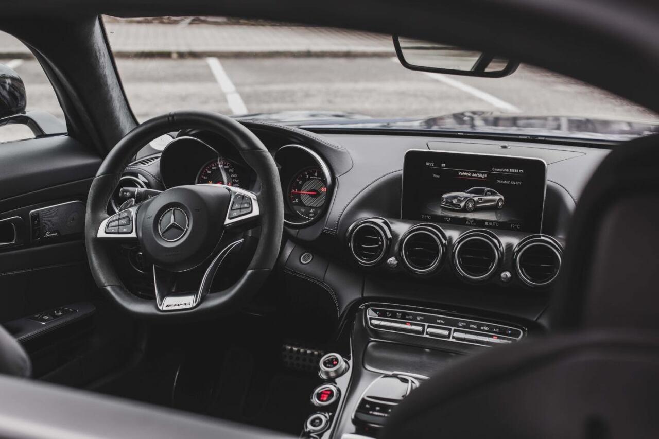 Mercedes-AMG GT S Valtteri Bottas in vendita