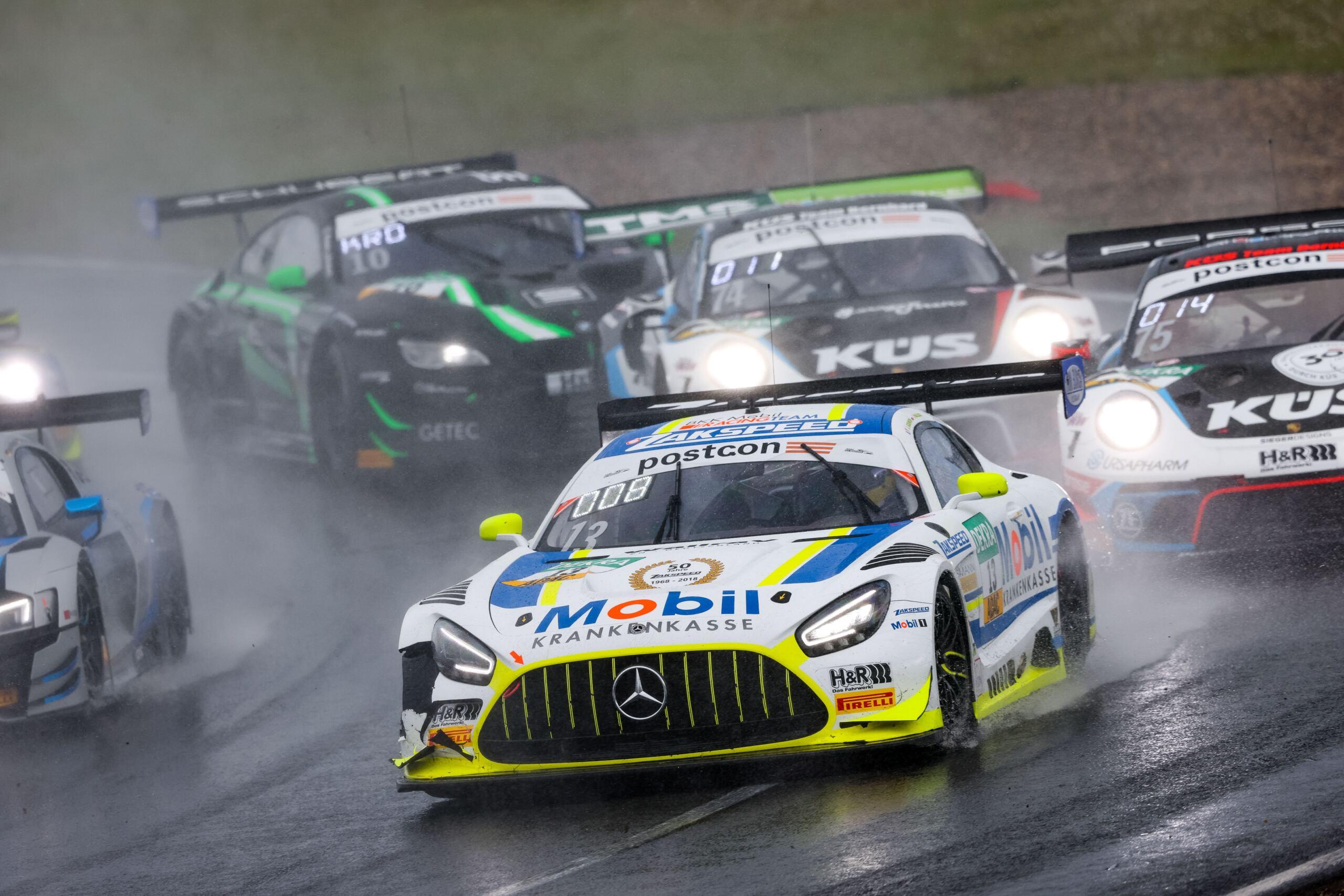 Mercedes-AMG Motorsport ADAC GT Masters 2021