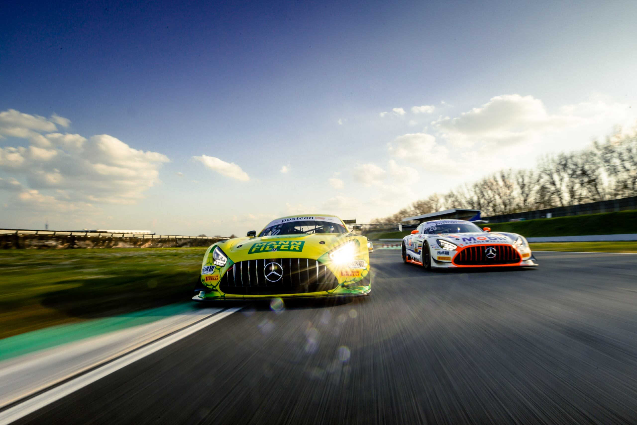 Mercedes-AMG Motorsport ADAC GT Masters