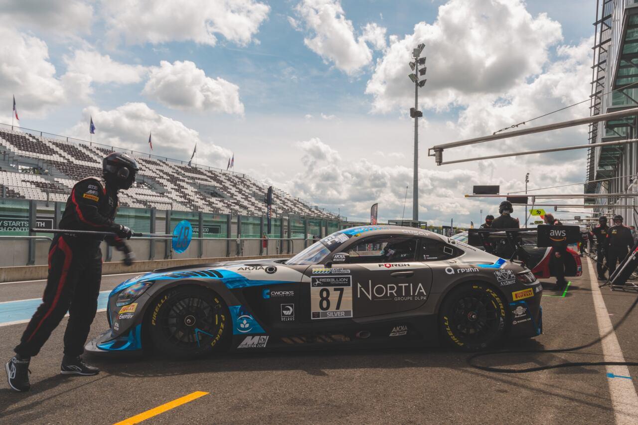 Mercedes-AMG Motorsport GT World Challenge Europe