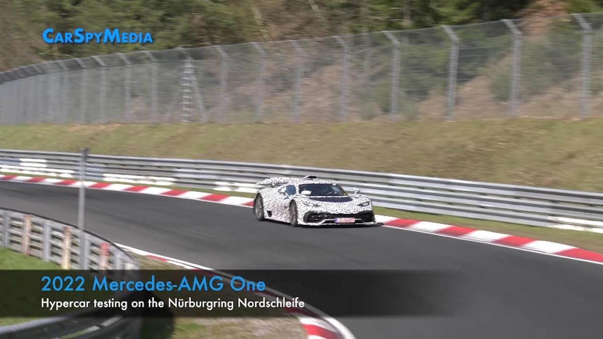Mercedes-AMG One Nurburgring
