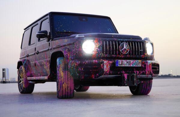 Mercedes-AMG nuova campagna pubblicitaria