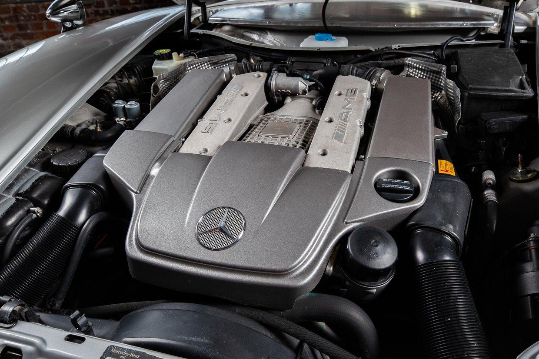 Mercedes-Benz 300 SL Ali di gabbiano replica