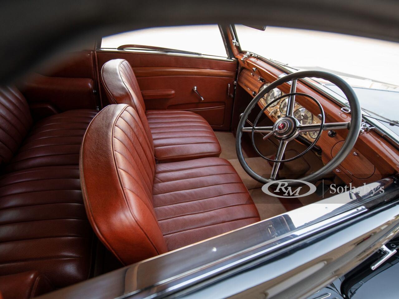 Mercedes-Benz 500 K Roadster 1935 asta