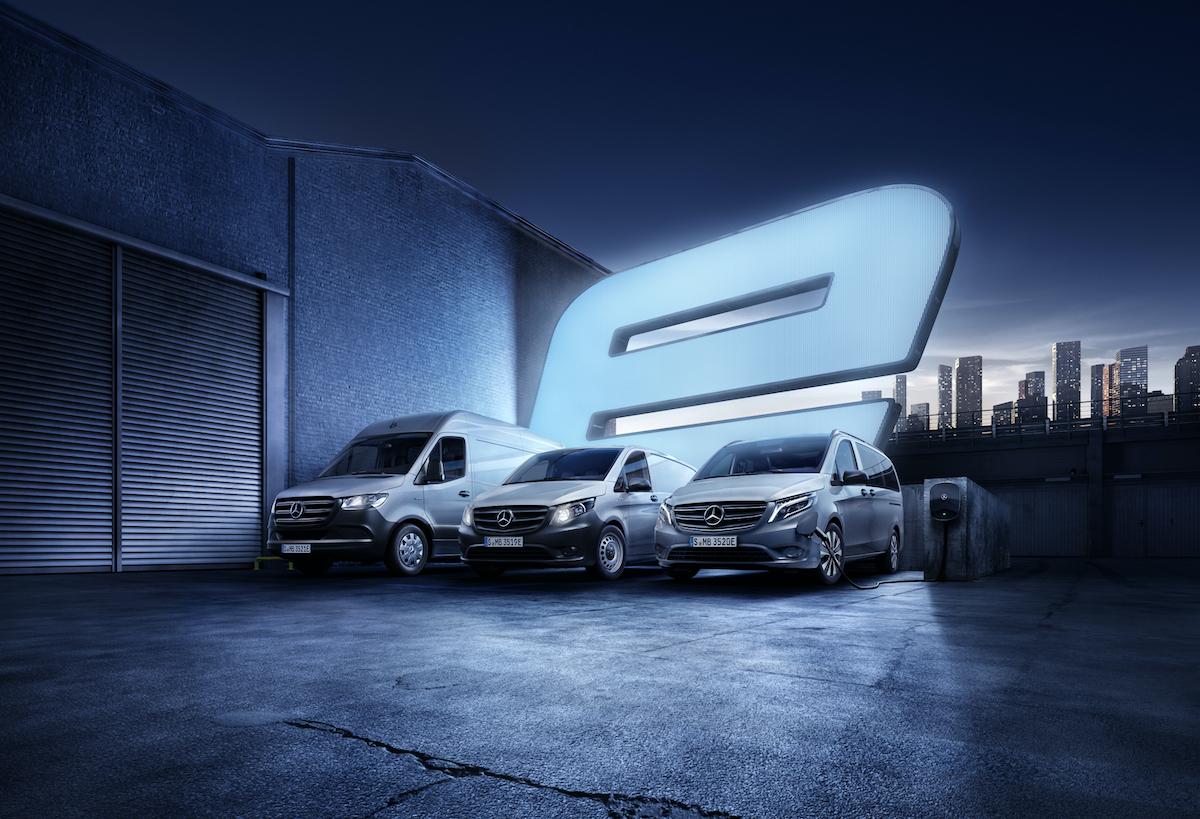 Mercedes-Benz Bank assicurazione eVan