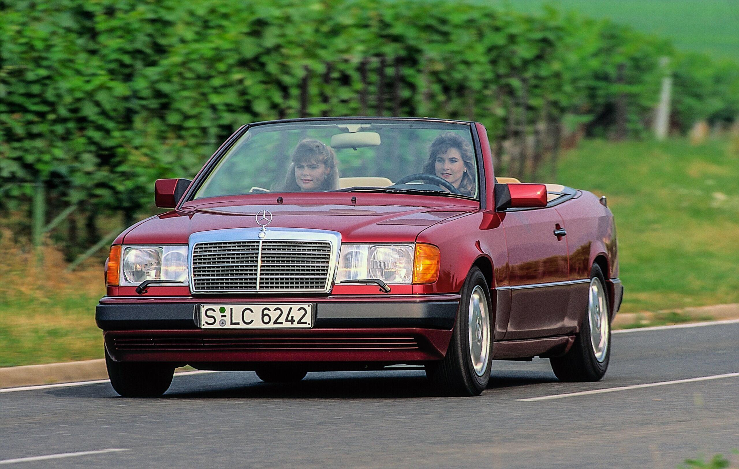 Mercedes-Benz Cabriolet 124