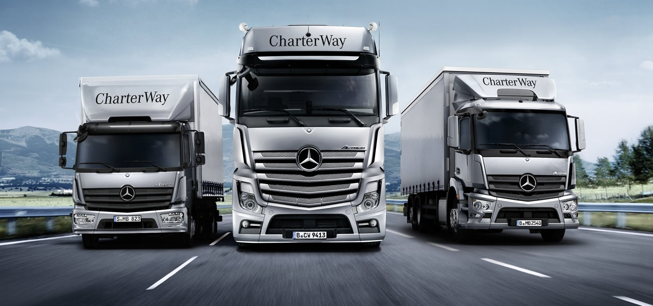 Mercedes-Benz Charterway
