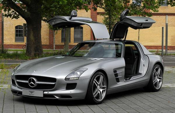 Mercedes-Benz SLS AMG vendite 2020
