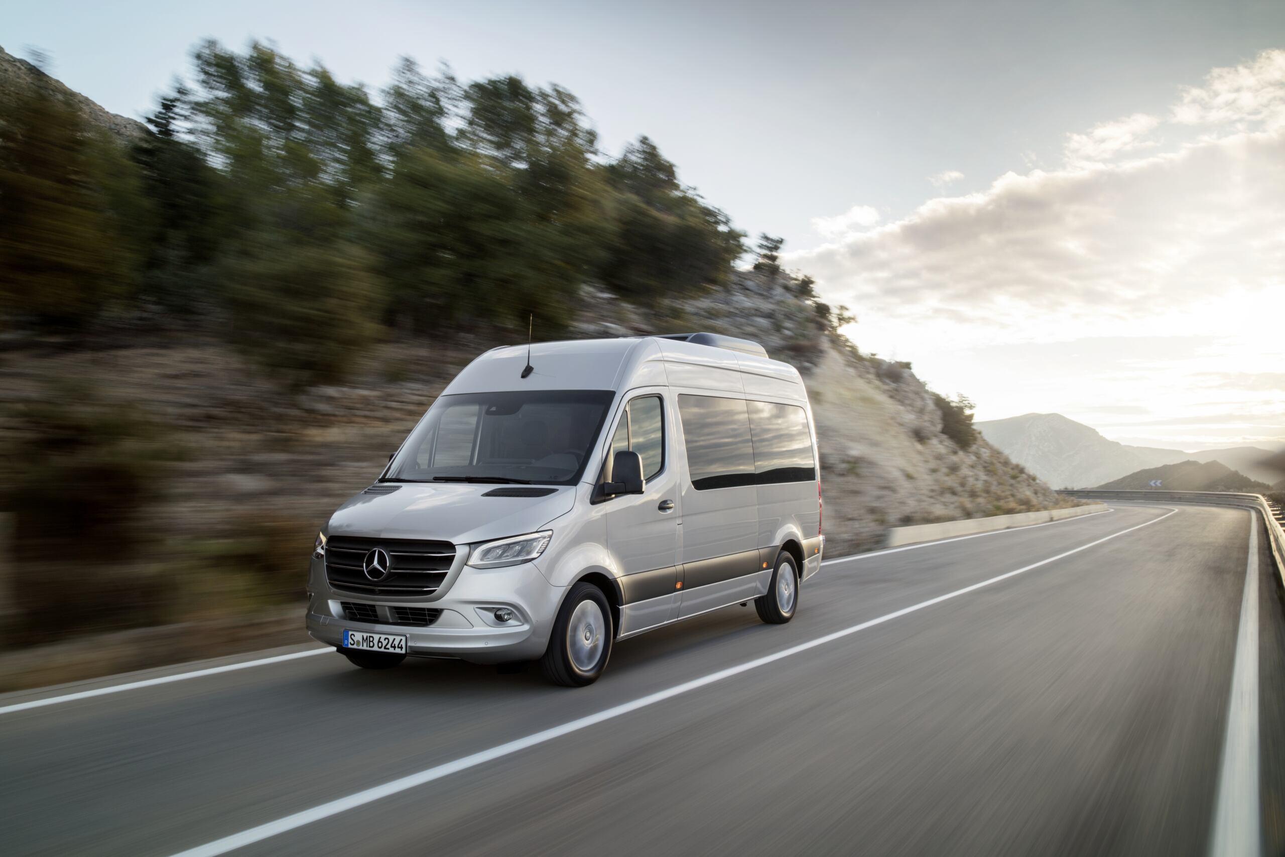 Mercedes-Benz Vans camper