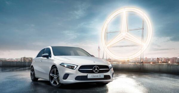 Mercedes Classe A Night Edition