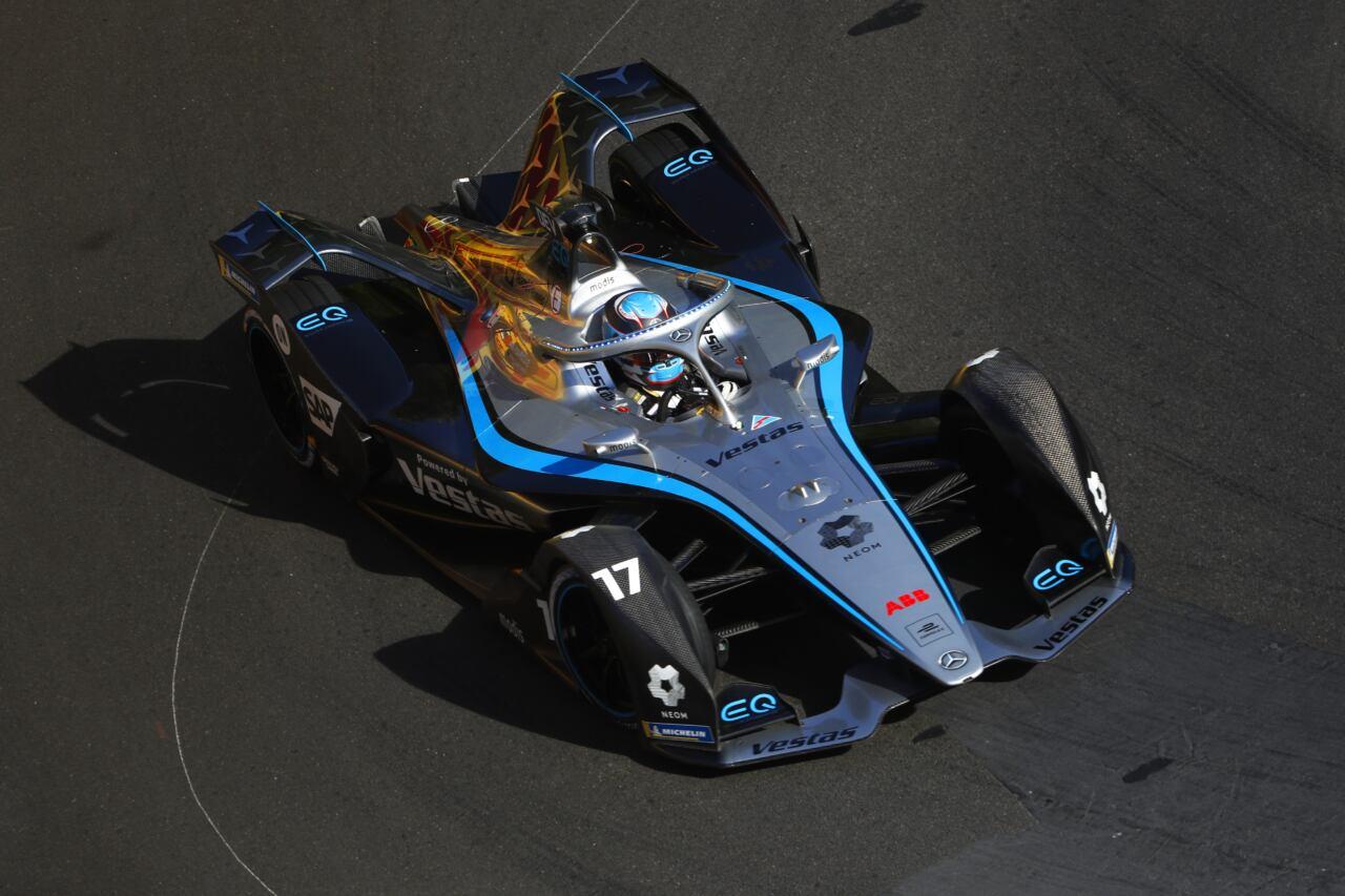 Mercedes-EQ Formula E E-Prix Monaco