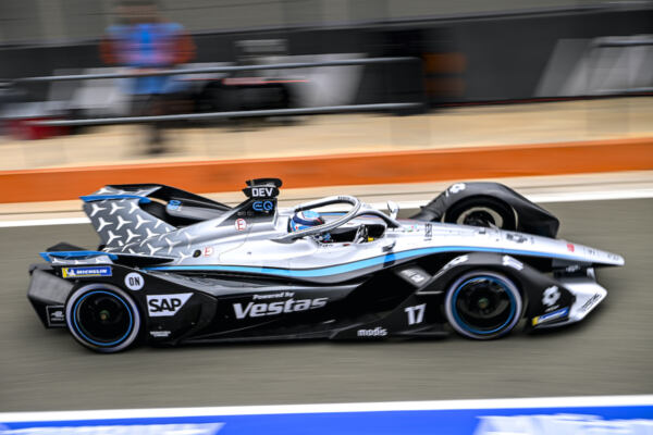 Mercedes-EQ Formula E Monaco