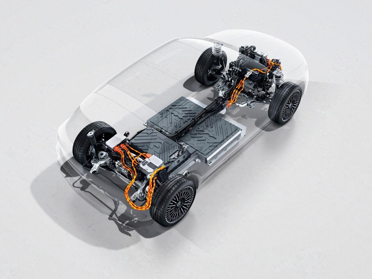 Mercedes EQA 300 4Matic e 350 4Matic