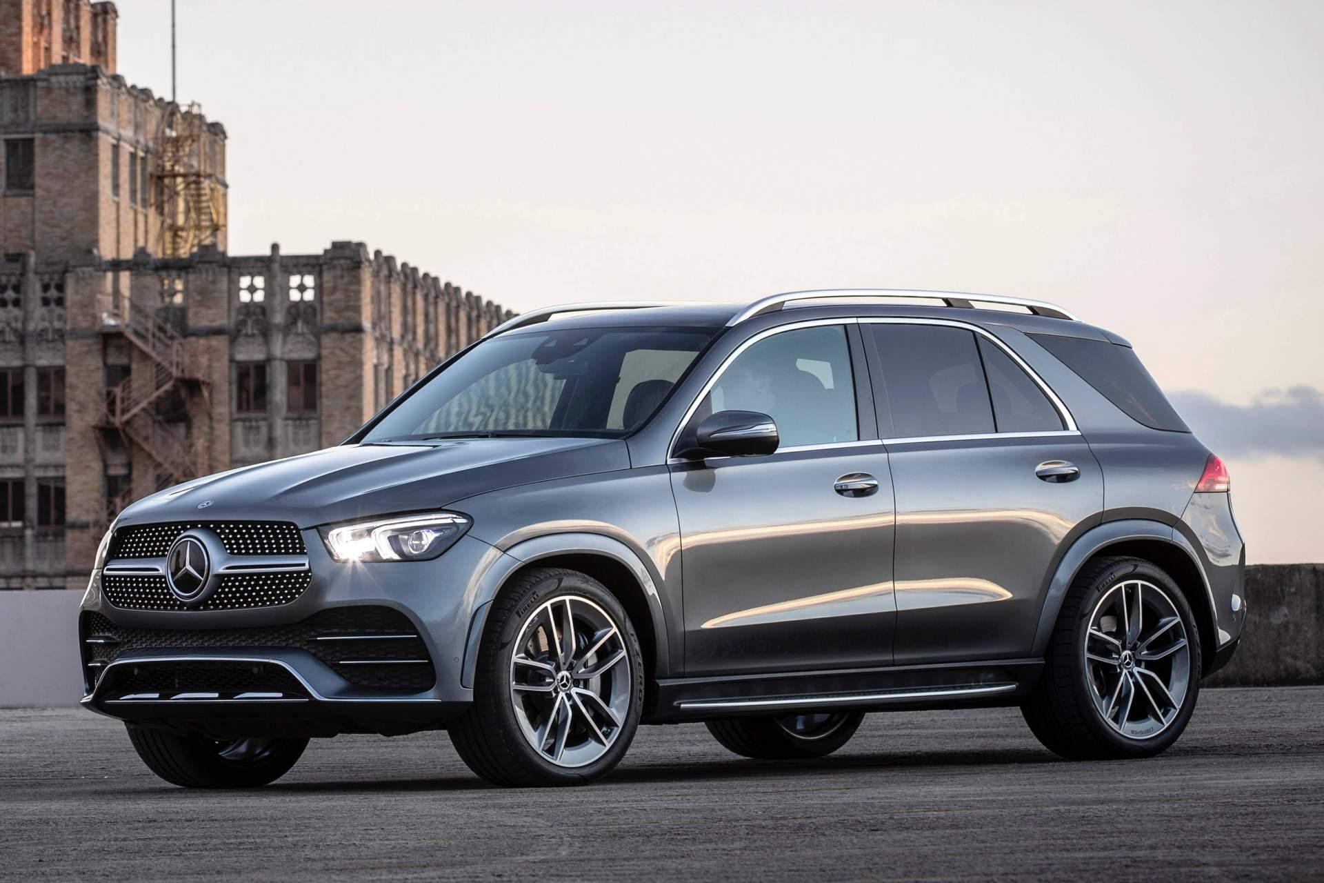 Mercedes GLE 2020 richiamo