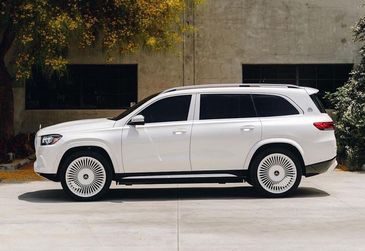 Mercedes-Maybach GLS 600 cerchi Forgiato