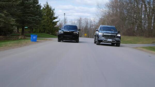 Mercedes-Maybach GLS 600 vs Rolls-Royce Cullinan