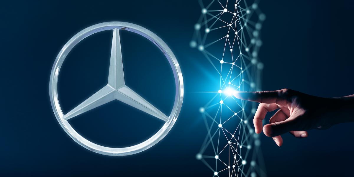 Mercedes Tencent Security Keen Lab sicurezza