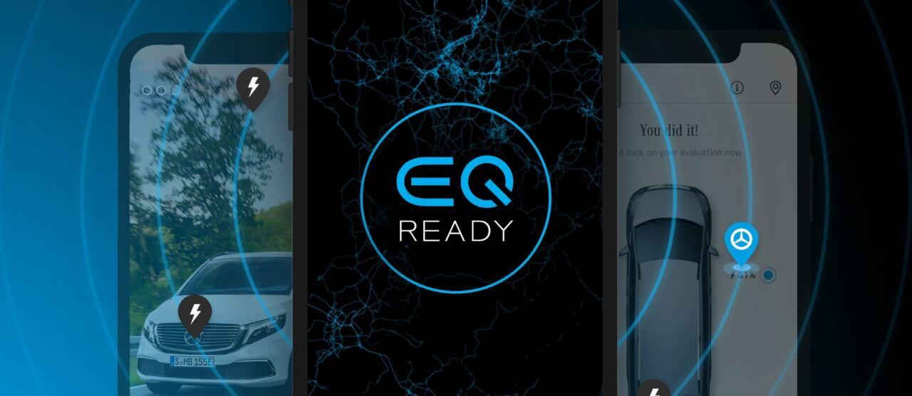 Mercedes app van elettrici