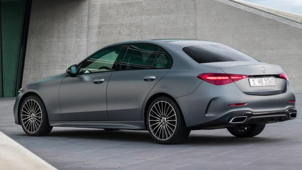 Nuova Mercedes Classe C TheSketchMonkey