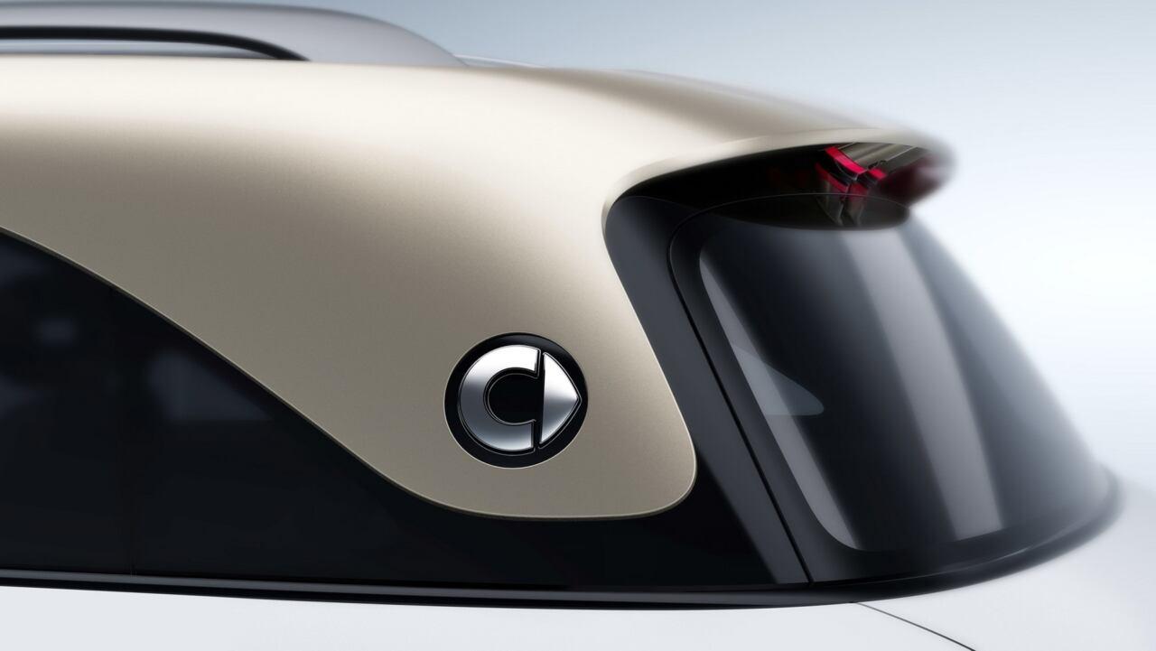 Smart concept SUV elettrico design